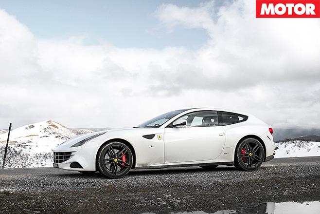 Ferrari -FF