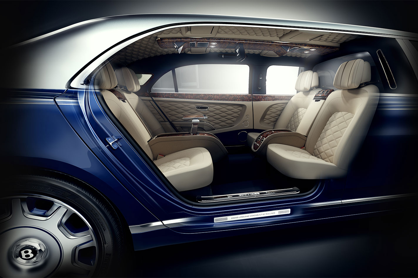 Bentley -Mulsanne -Grand -Limousine -interior