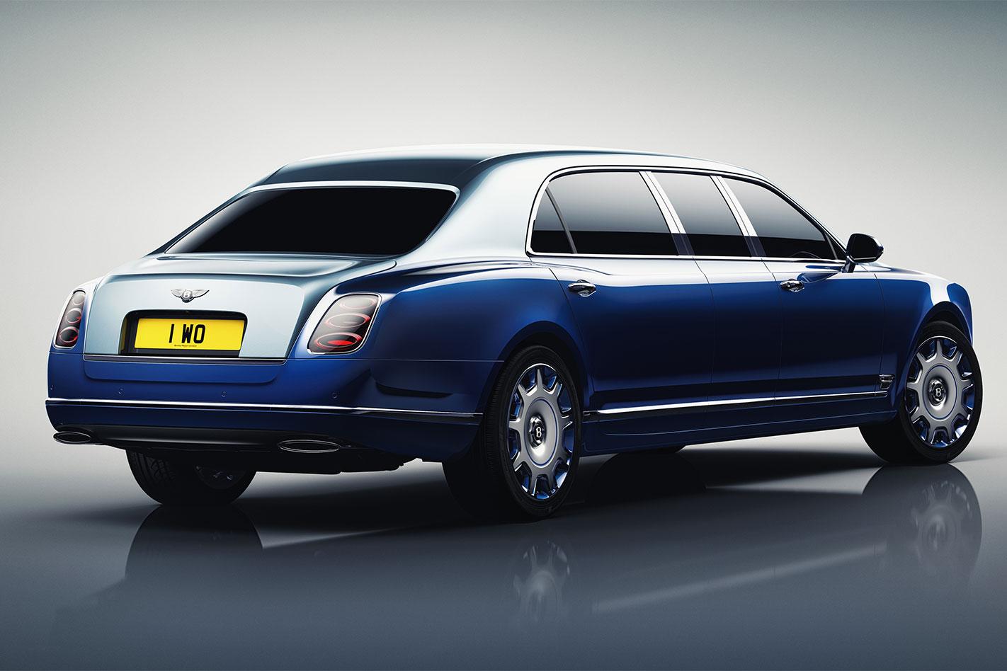 Bentley -Mulsanne -Grand -Limousine -rear