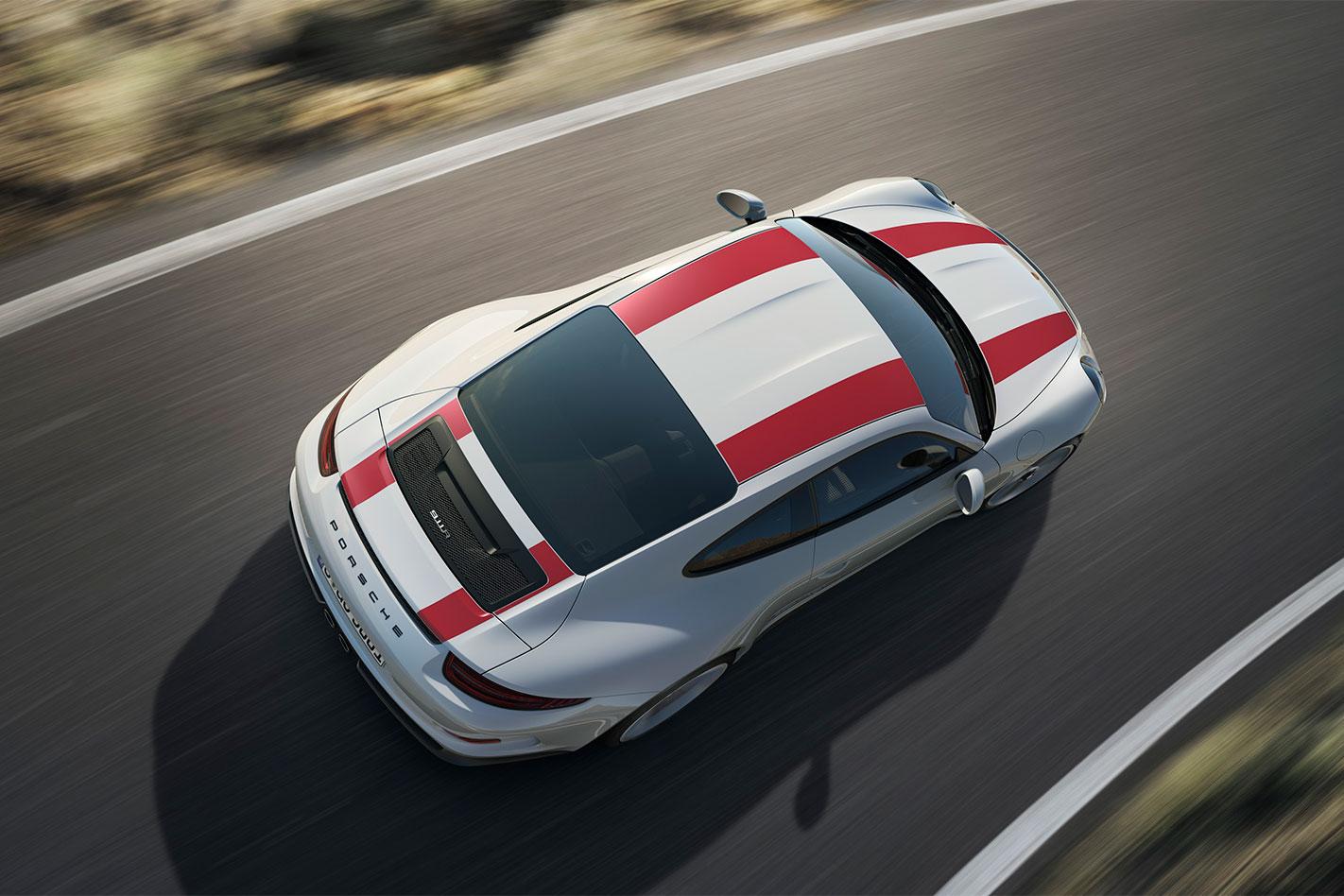 Porsche -911-R-top