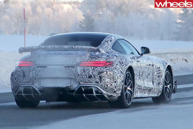 Mercedes -AMG-GT3-rear