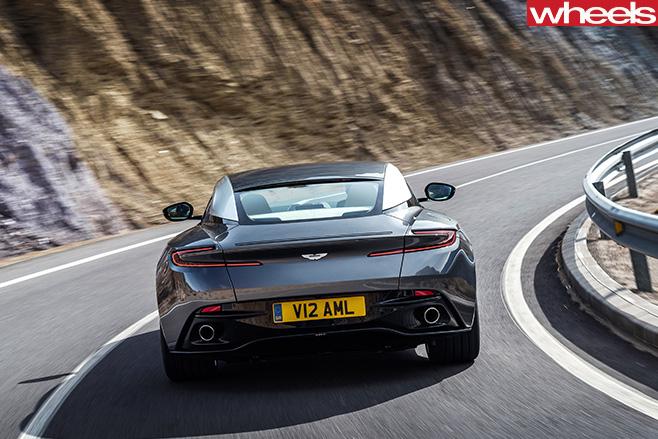 Aston -Martin -DB11-rear