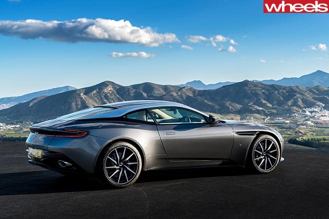 Aston -Martin -DB11-side