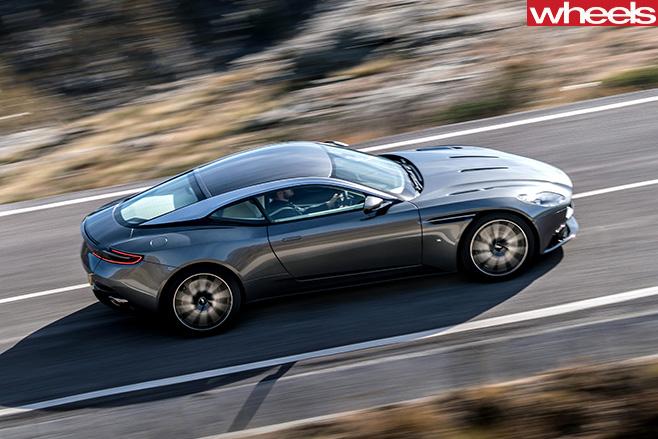 Aston -Martin -DB11-top -side