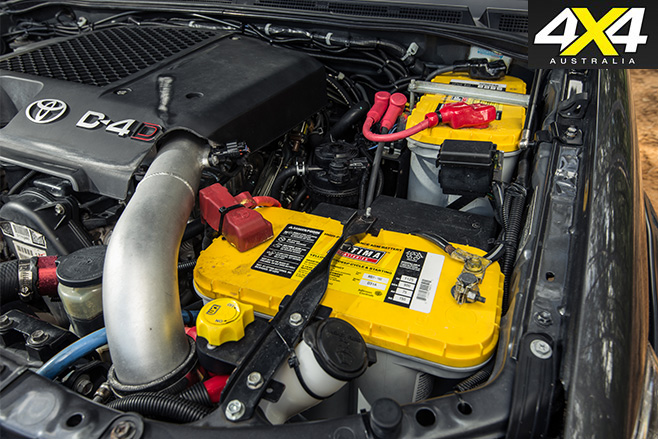 Dual Battery Systems Explained 4x4 Australia