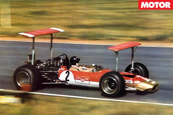 Lotus F1 Type 49B