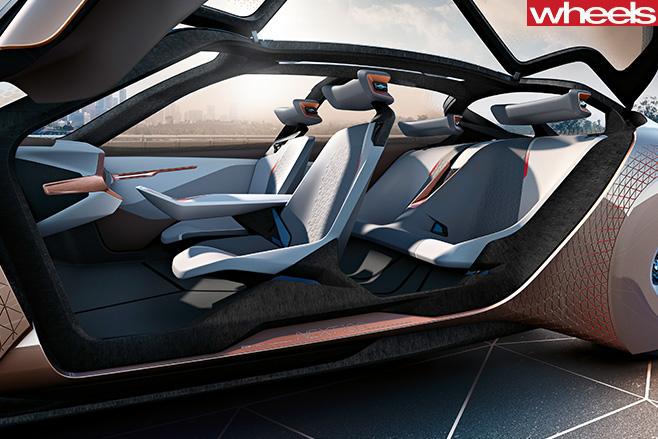 BMW-Next -100-concept -interior