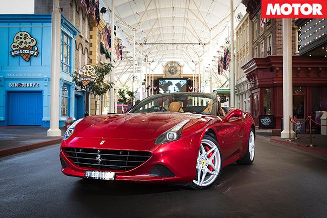 Ferrari -at -movieworld -front -7