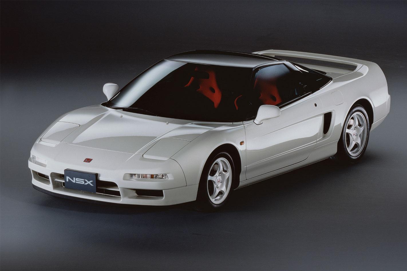 1992-Honda -NSX-R