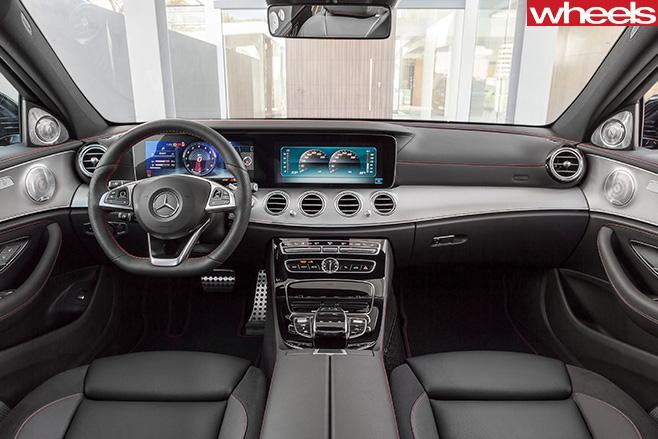 Mercedes -C43-AMG-interior