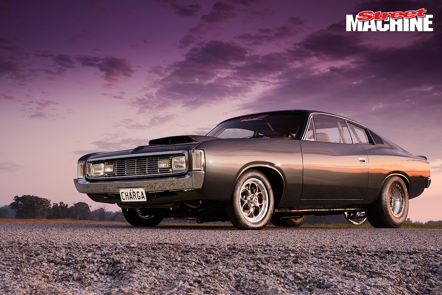 VH Valiant Charger 9 Nw