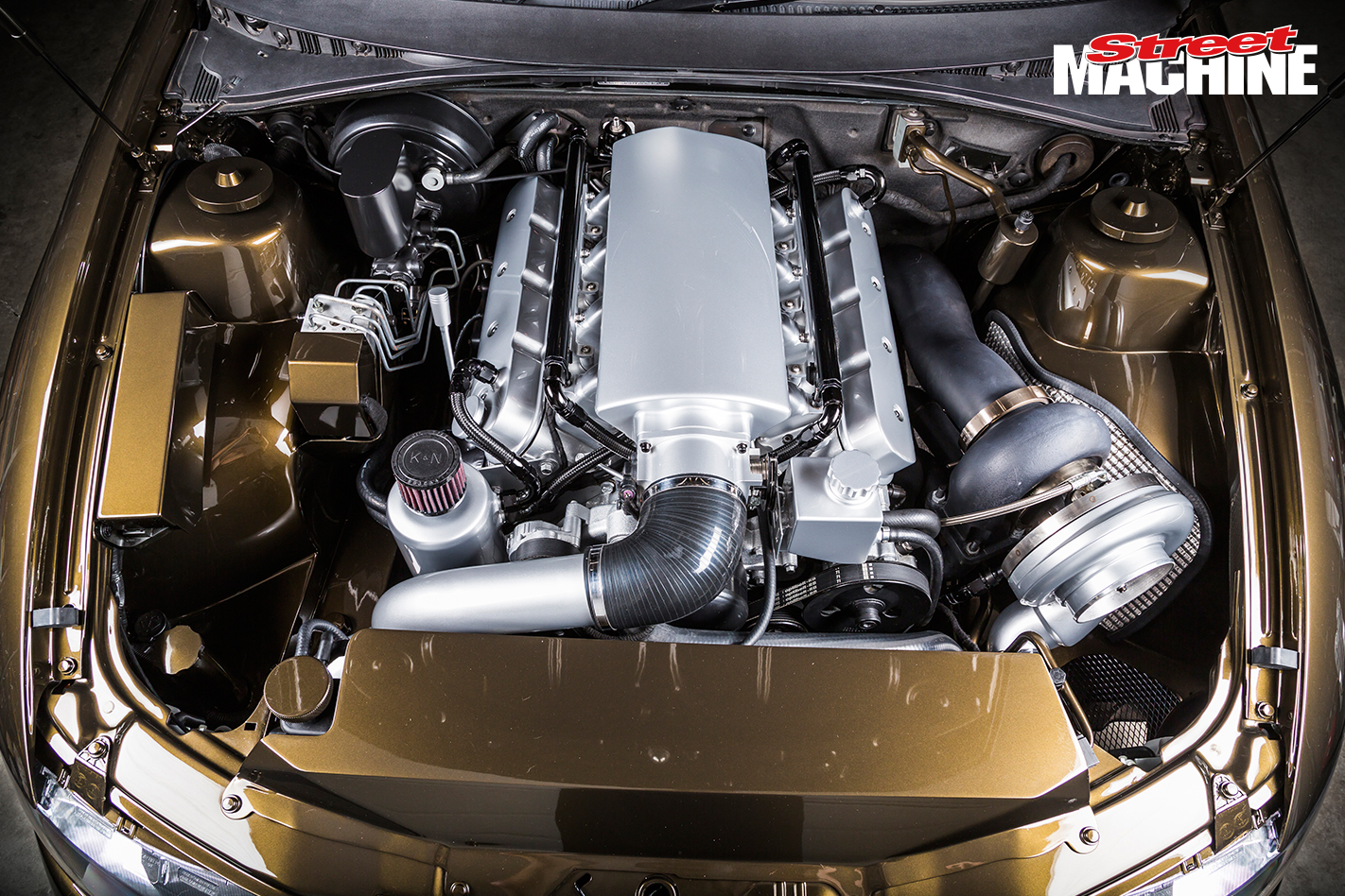 Turbo VY Commodore KINGGM 3 Nw