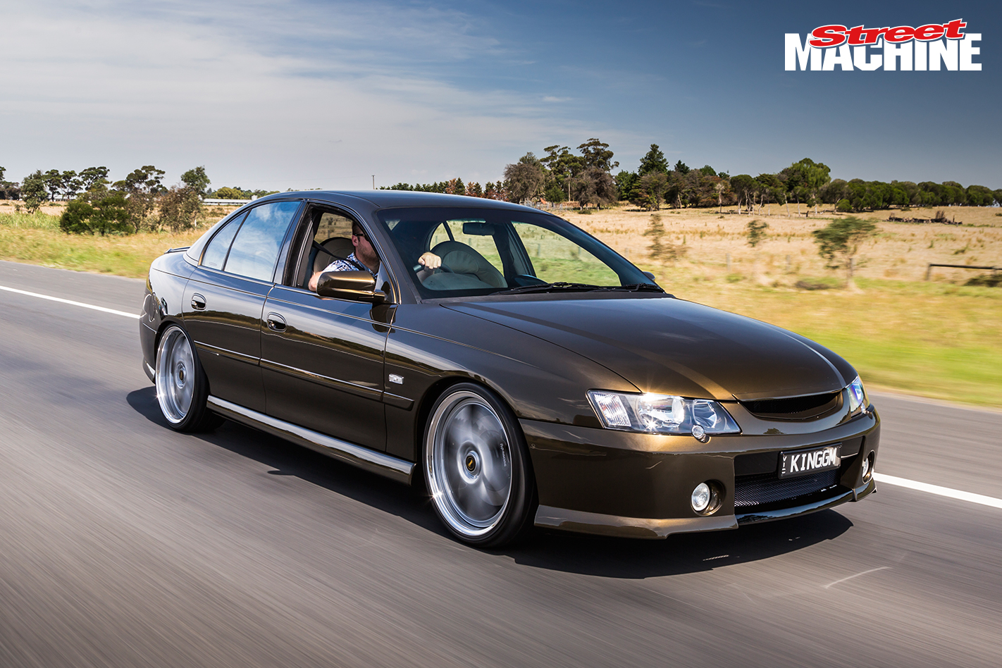 Turbo VY Commodore KINGGM 5 Nw