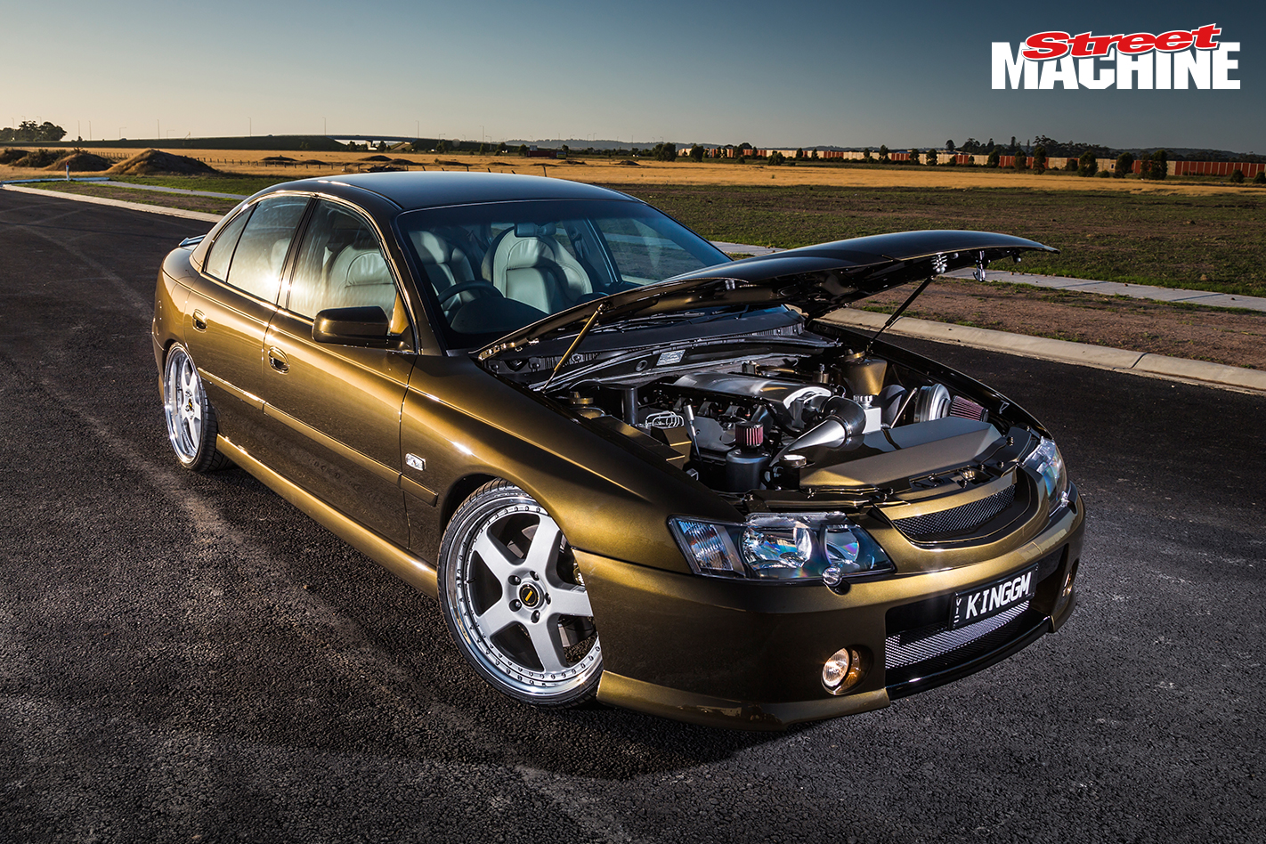 Turbo VY Commodore KINGGM 7 Nw
