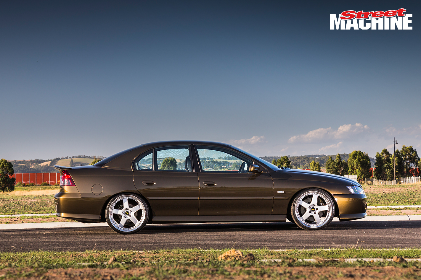 Turbo VY Commodore KINGGM 13 Nw