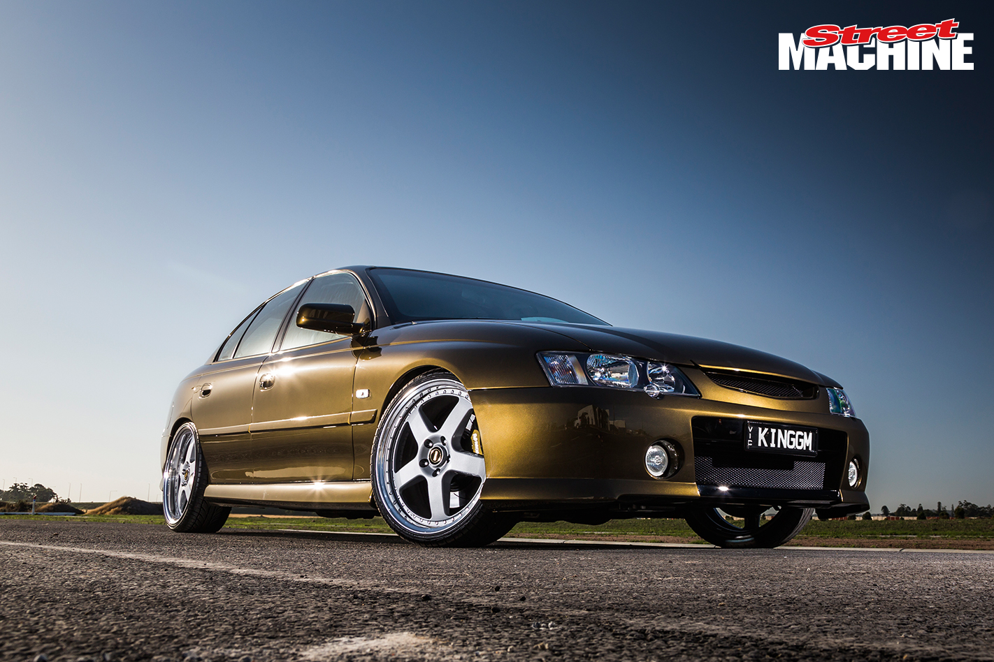 Turbo VY Commodore KINGGM 14 Nw