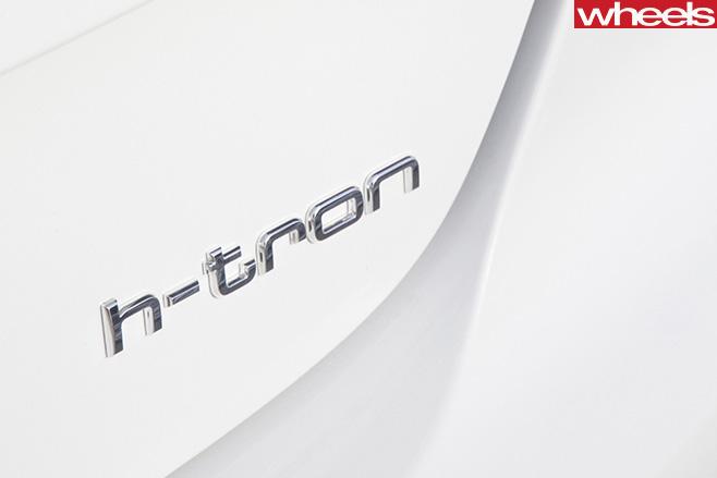 Audi -h -tron