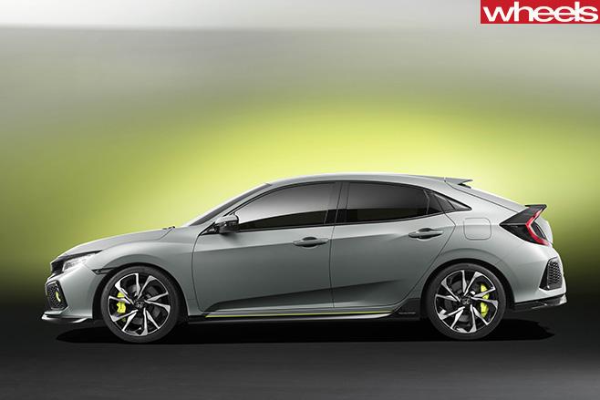 Honda -Civic -Side