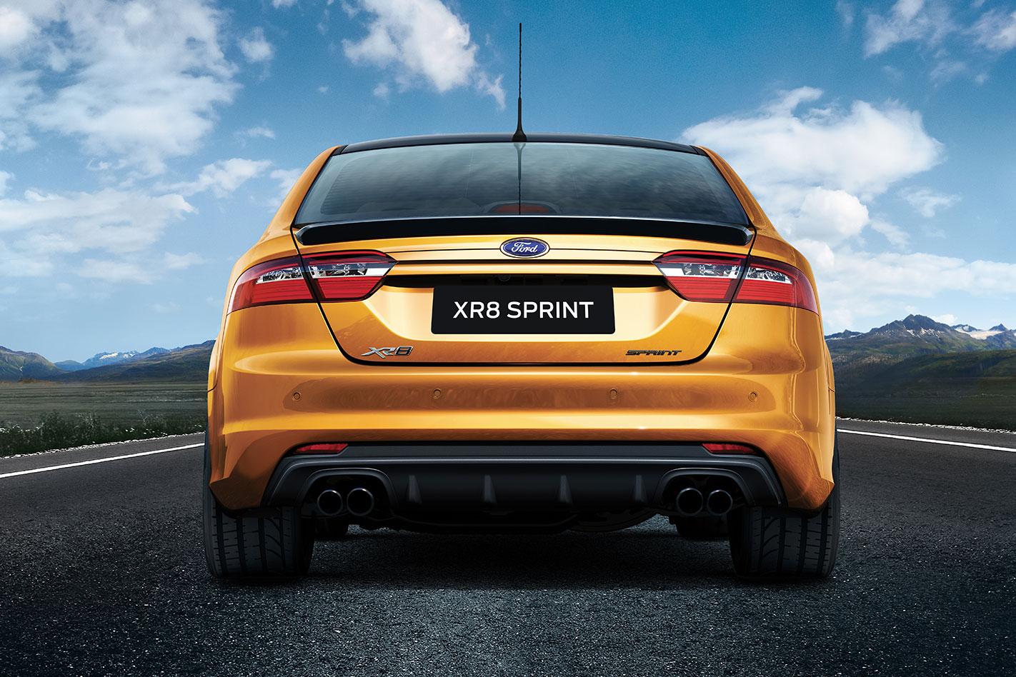 Ford -Falcon -XR8-Sprint -rear
