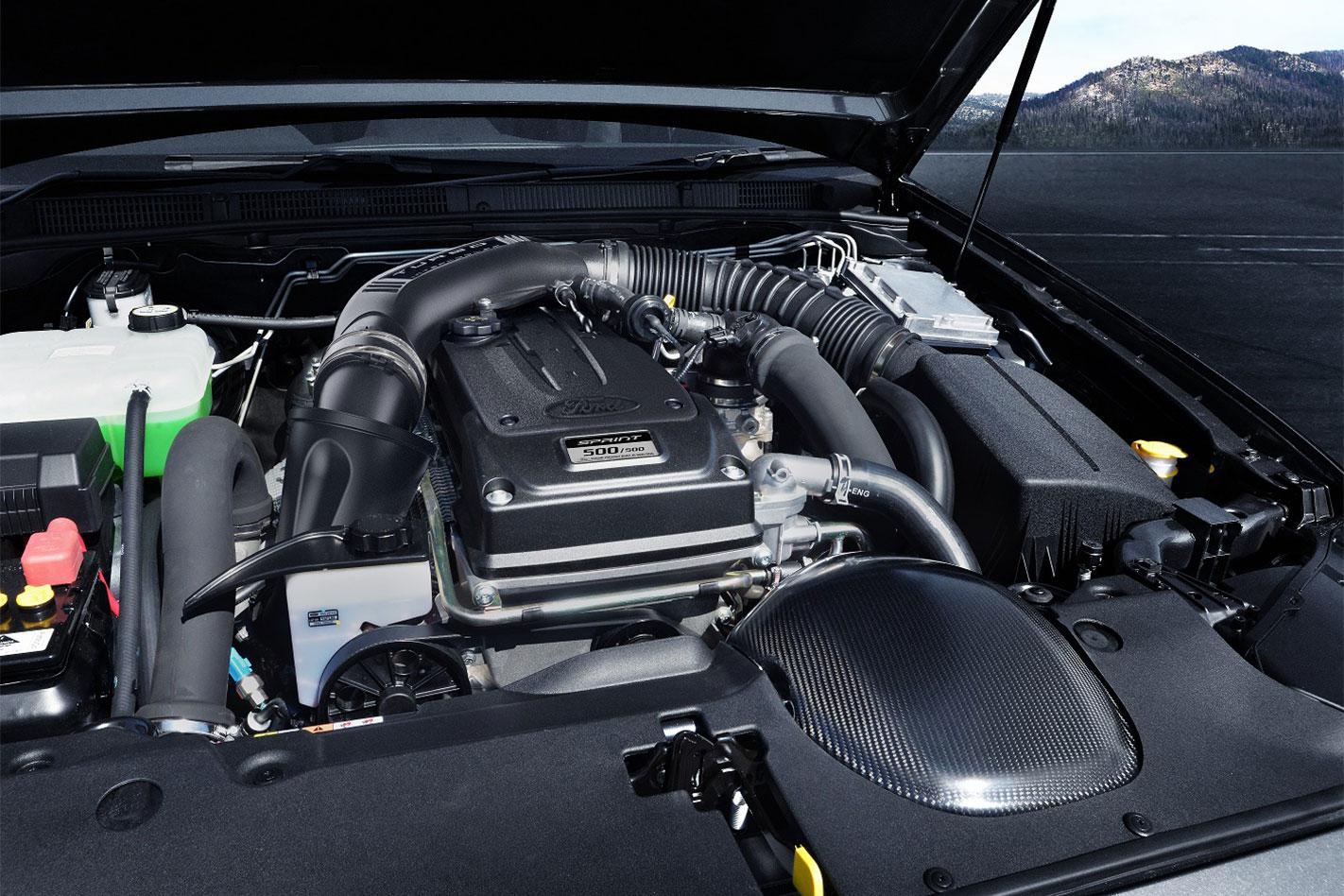 Ford -Falcon -XR6-Sprint -carbon -intake -main