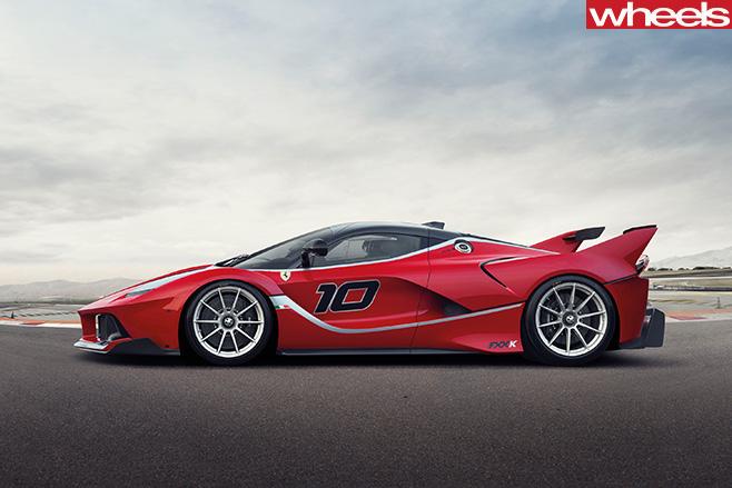 Ferrari -race -car