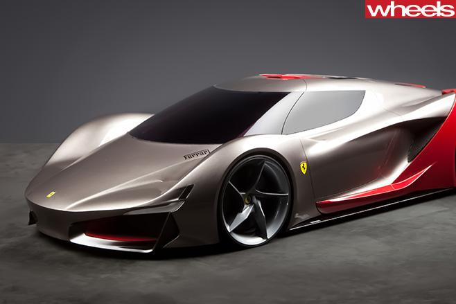 Ferrari -concet