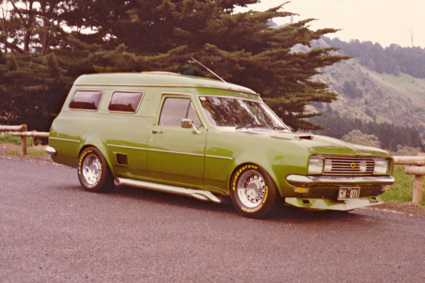Green -Knight -HG-Panelvan -4