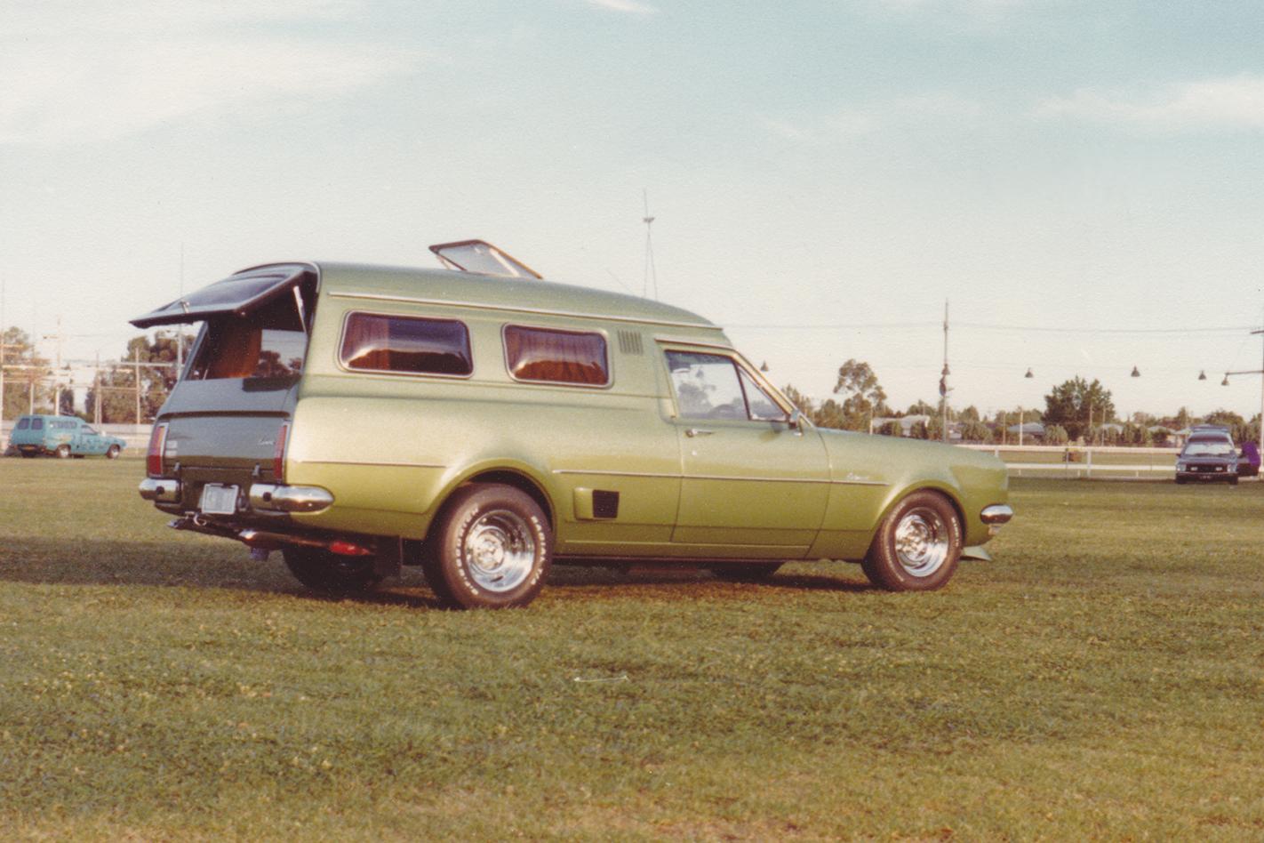 Green -Knight -HG-Panelvan