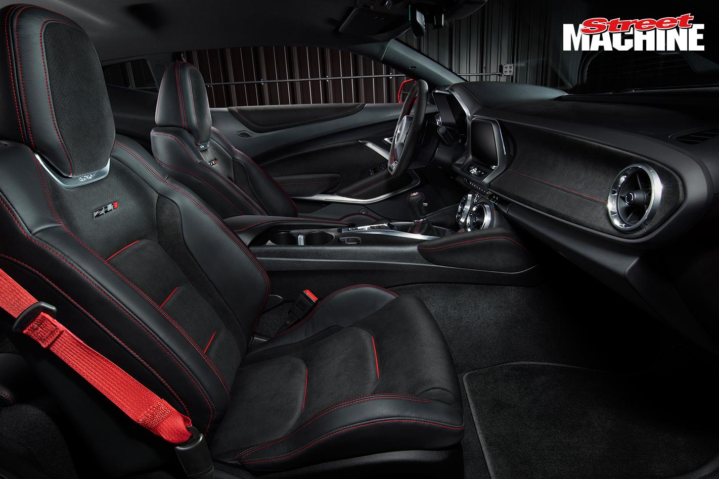 2017 Chevrolet Camaro ZL1 3 Nw
