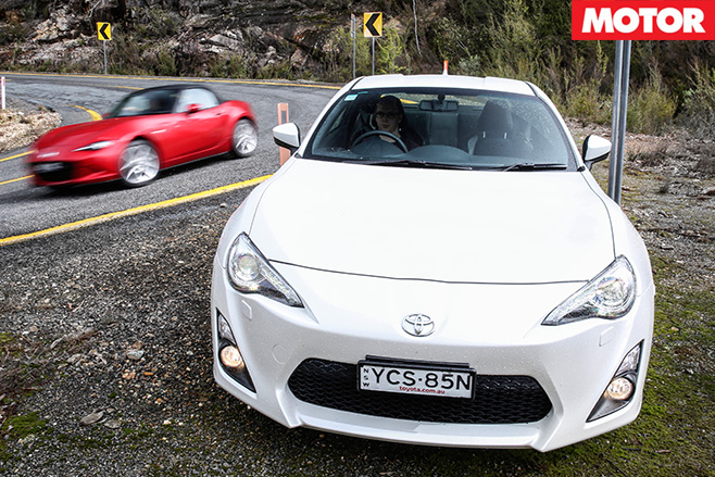 Toyota is better than -mazda mx-5