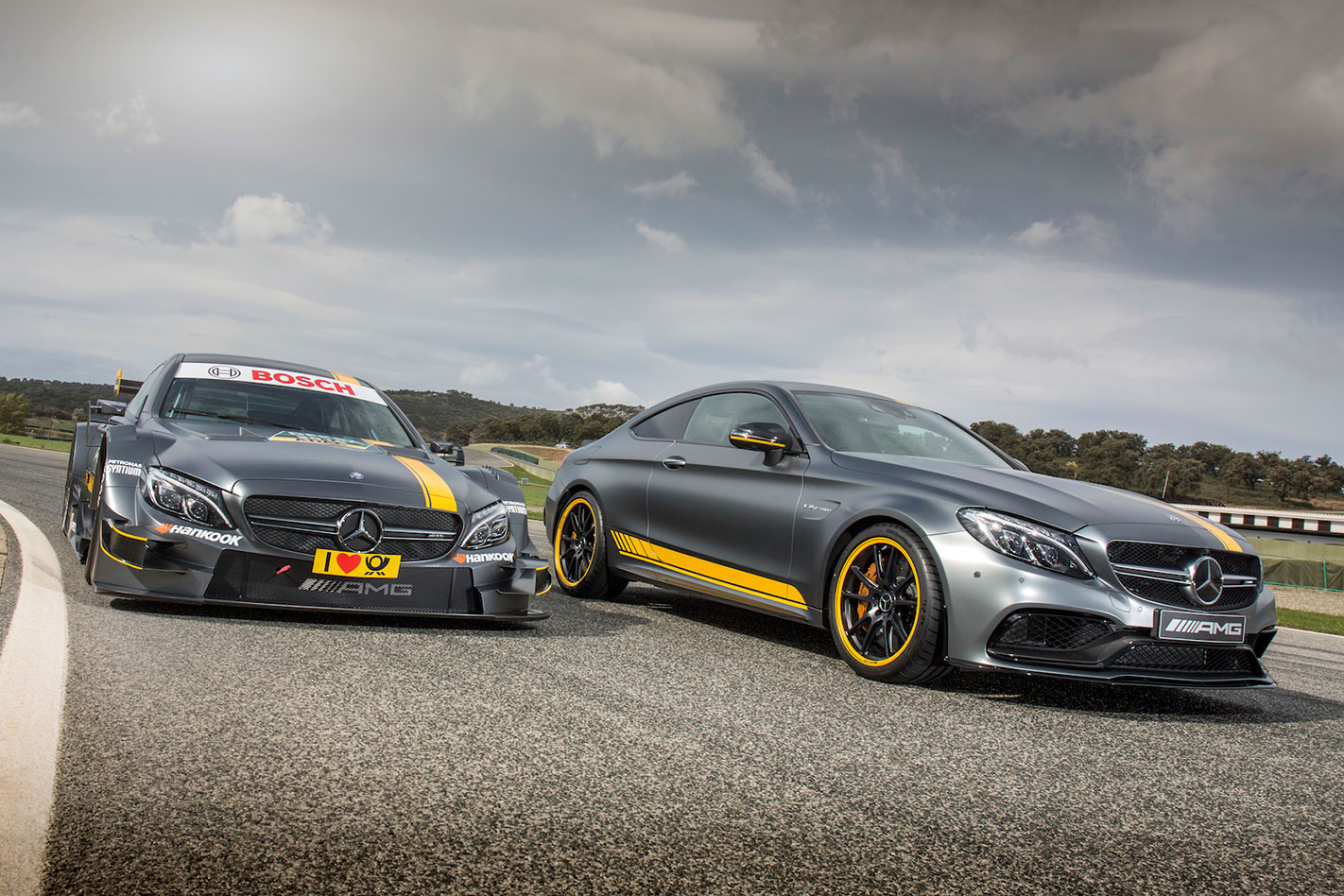 Mercedes -AMG-C63-Coupe -pricing -Edition -1