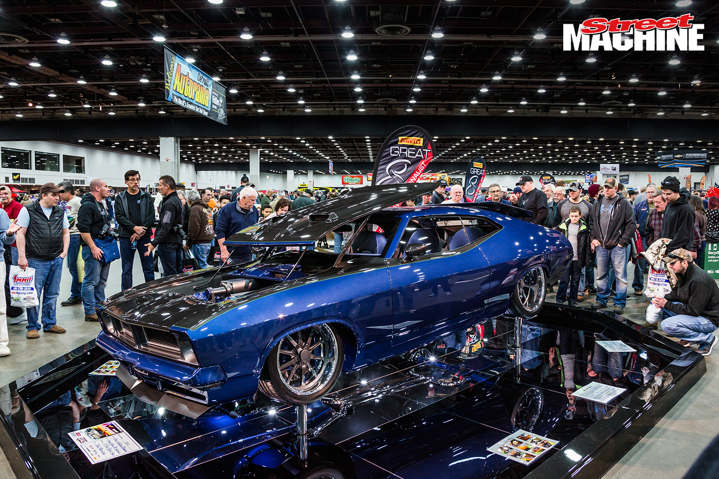 Ford XB Falcon Coupe XBOSS
