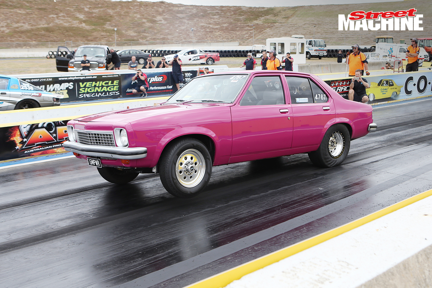 Holden LH Torana GMPWR
