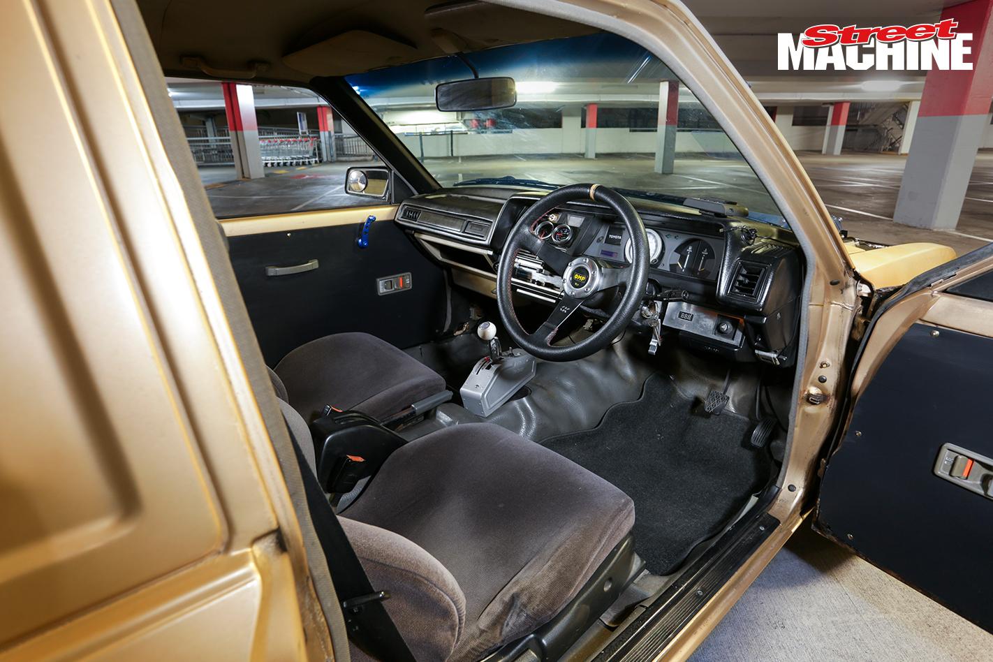 1JZ Corolla Panel Van 1 Nw