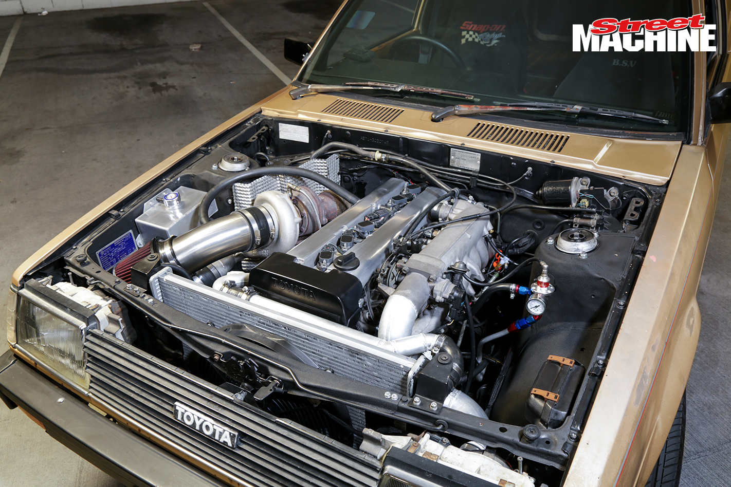 600RWHP 1JZ TOYOTA COROLLA PANEL VAN SLEEPER – READER'S CAR