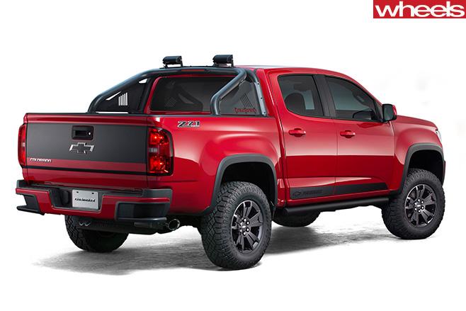 Chevrolet ZLT ute