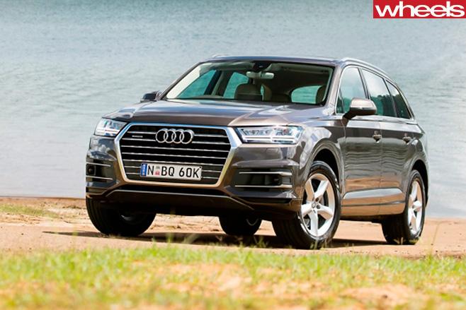 Audi -Q7-front