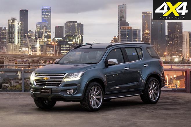 Chevrolet Colorado Trailblazer Premier concept