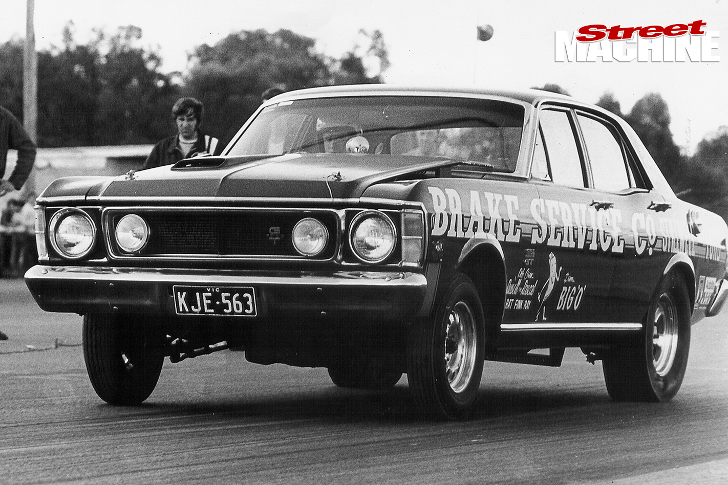 XW-Drag -Car -3
