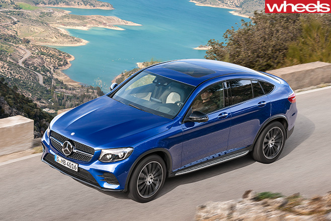 Mercedes -GLC-Coupe -top