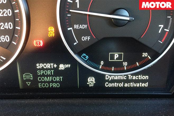Car tachometer