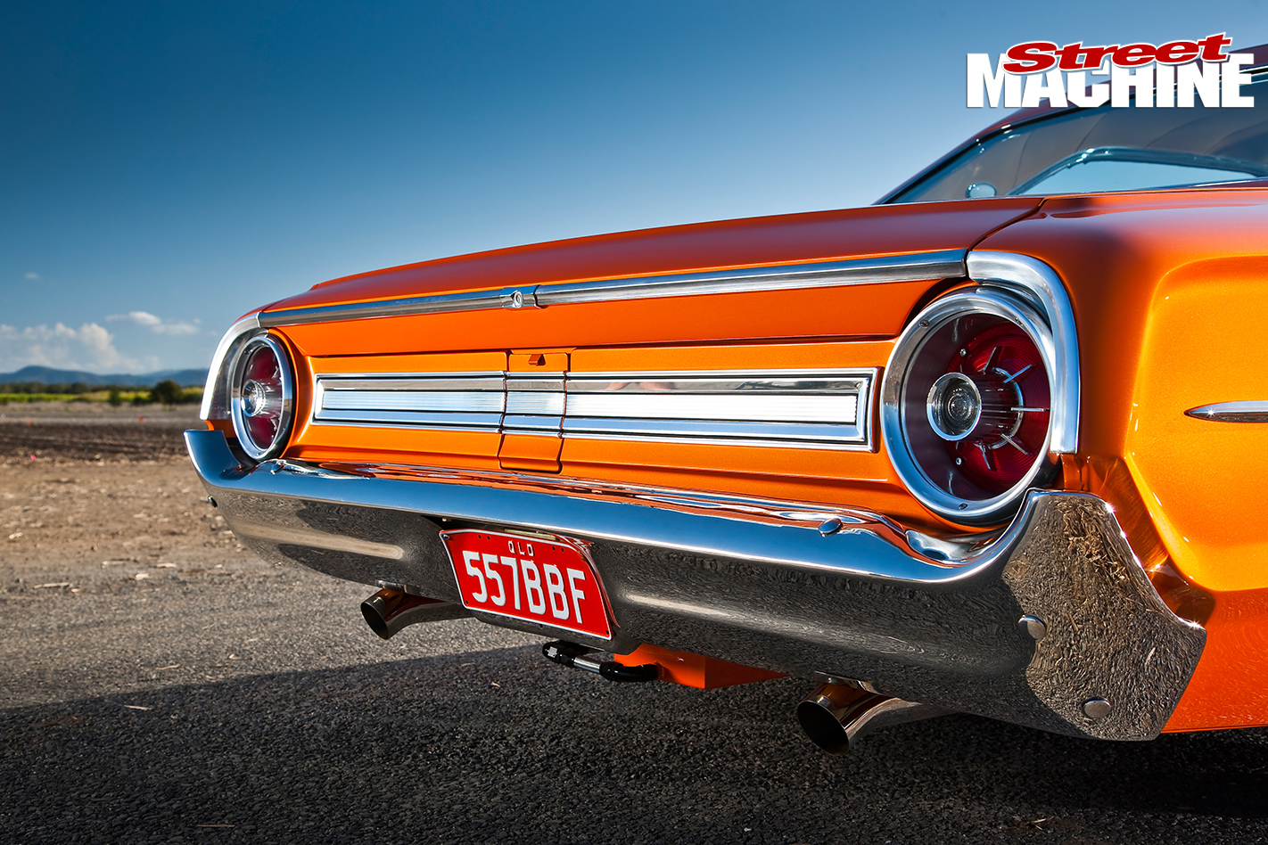 Ford -Galaxie -500-taillights