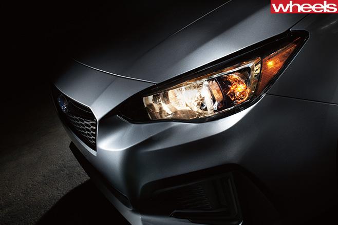 Subaru -Impreza -frontheadlight