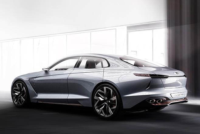 Hyundai -Genesis -rear