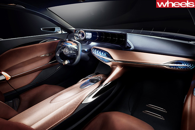 Hyundai -Genesis -interior
