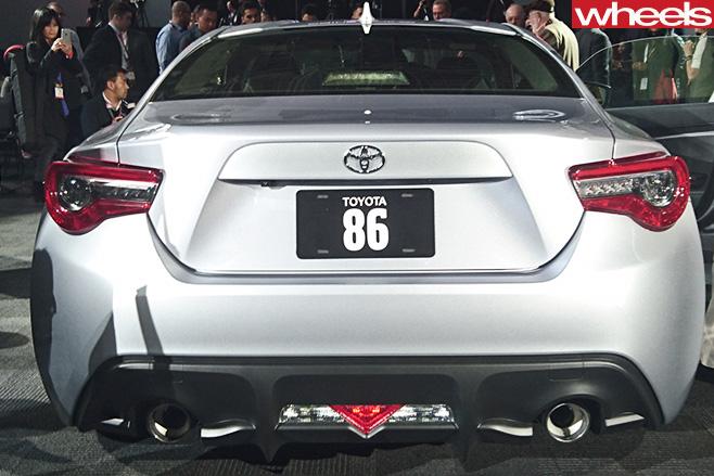 Toyota -86-rear
