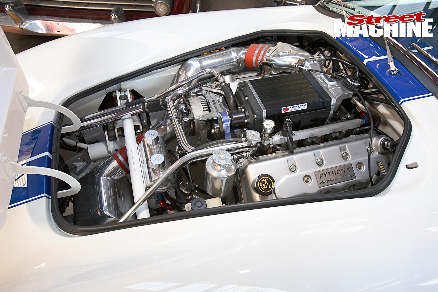 Michael -Schumacher -Cobra -Replica -engine