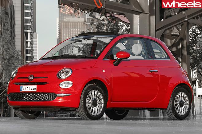 Fiat -500C-side