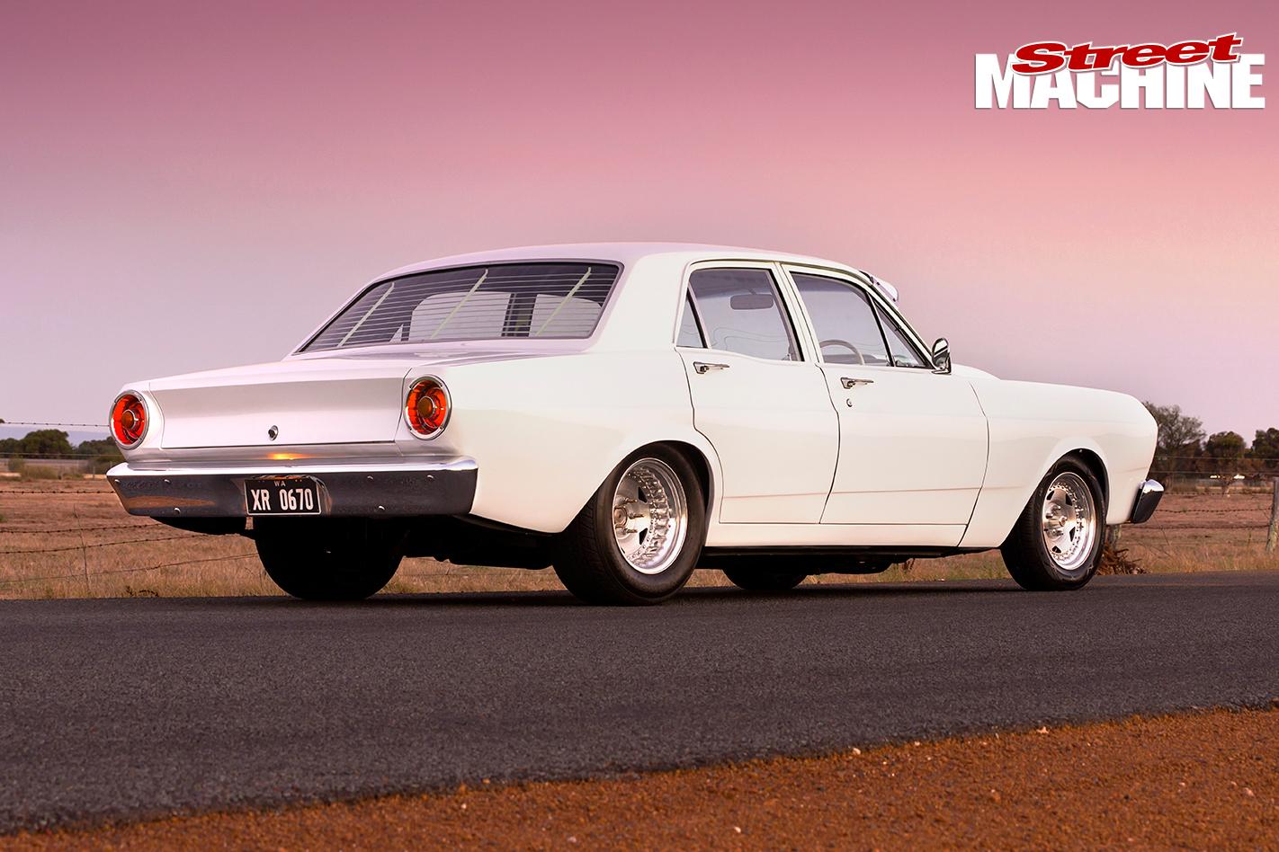 Ford -XR-Falcon -rear