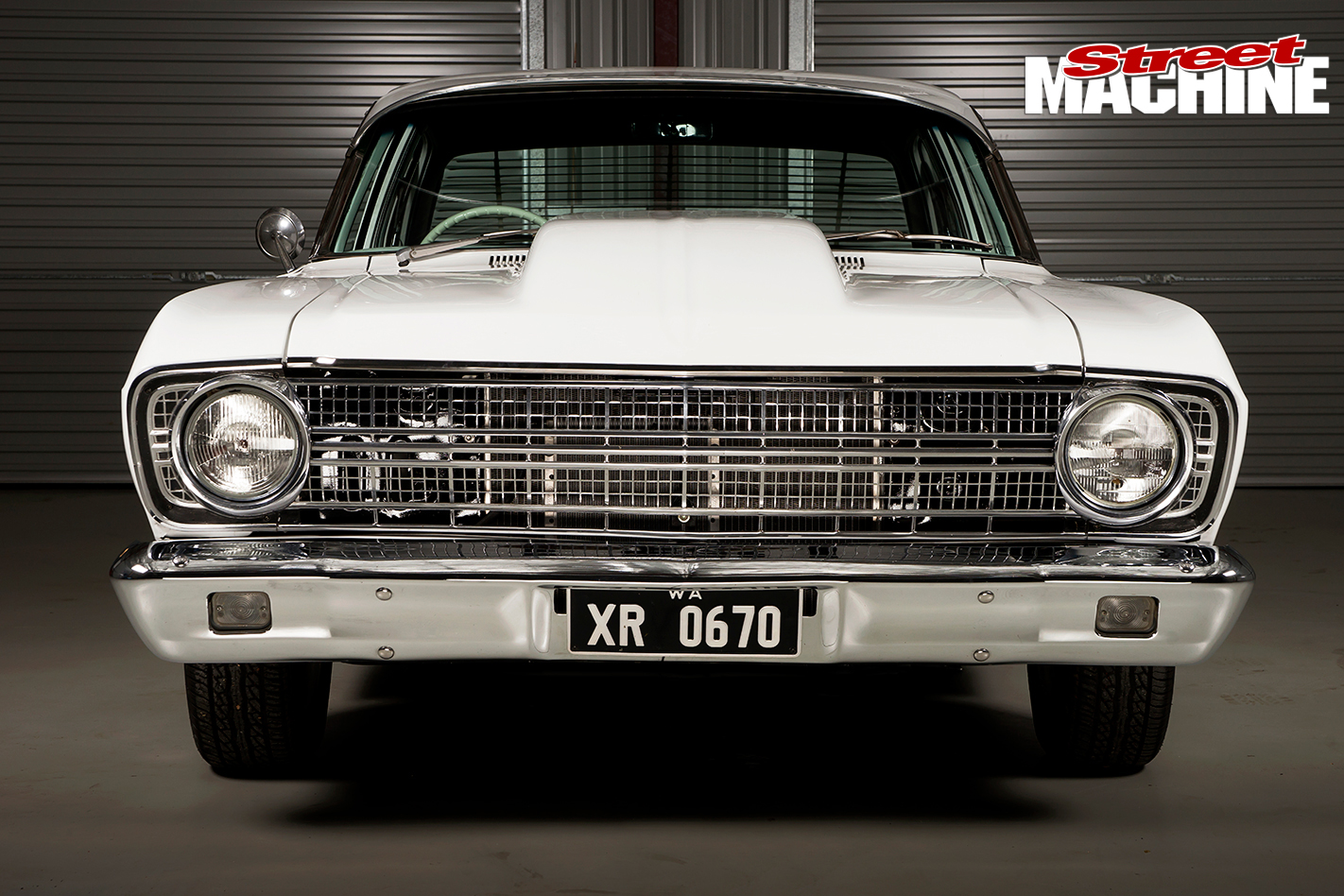 Ford -XR-Falcon -front -view